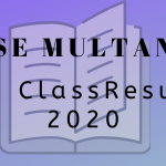 BISE Multan 9th Class Result 2020