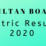 BISE Multan Matric Result 2020 – Check Result Online