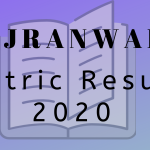 Gujranwala Board Matric result 2020